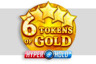 6 Tokens of Gold™ de Microgaming es un clásico instantáneo