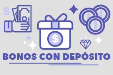 Mejores Bonos Con Déposito en Casino Online