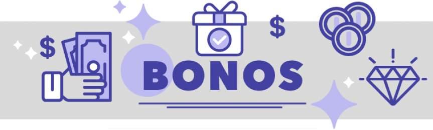 Bonos de Casino Online