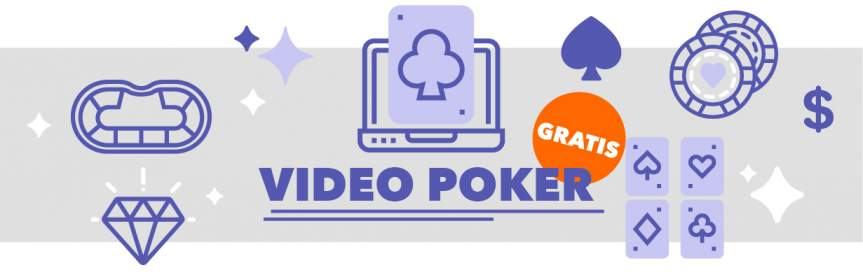 Vídeo póker gratis